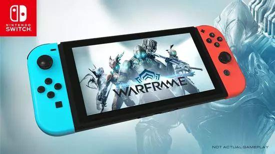 Switch《星际战甲》开局势头强劲 半个多月下载量破100万