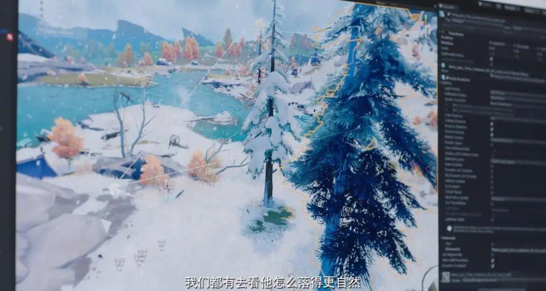《【天游总代理】一座雪山,为何帮助《原神》实现了技术迭代?》