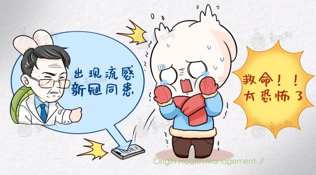 重磅:已出现同患流感和新冠肺炎病例!!!想保护