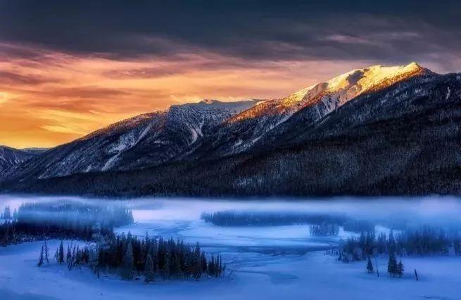 国内藏了个冬日小瑞士,这个雪后的世外桃源,值得